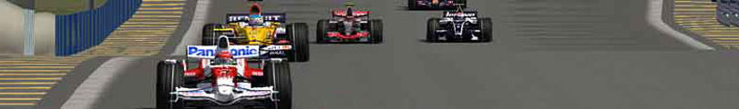 rFactor sur Court-Circuit Team