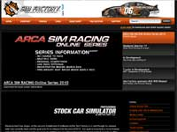 Site officiel de ARCA Sim Racing