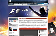 F1 2010 sur codemasters.fr
