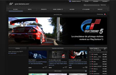 Gran Turismo 5 - Site officiel