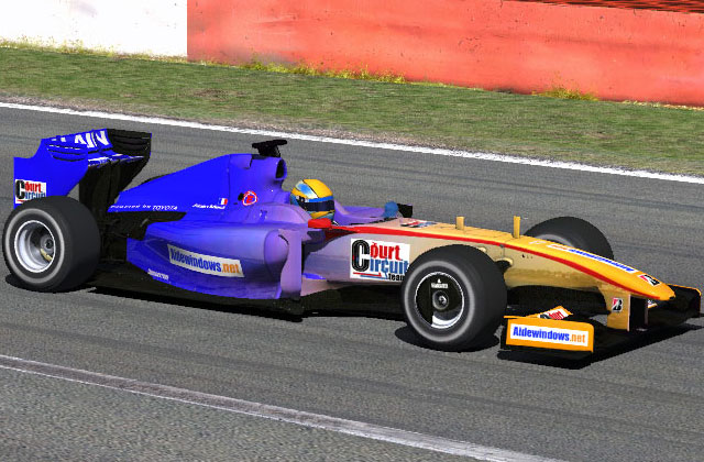 iRacing : Williams FW31 sur Spa Francorchamps