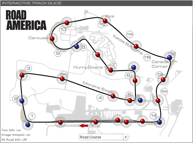 2013 S2 Week 7 - Road America Roadamerica