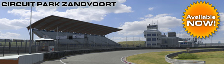 Zandvoort Available Now
