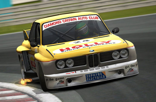 Retro Pack Expansion pour RACE07