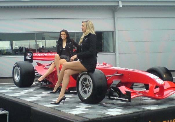 Superleague Formula 2008 - rFactor - Simulation automobile ...