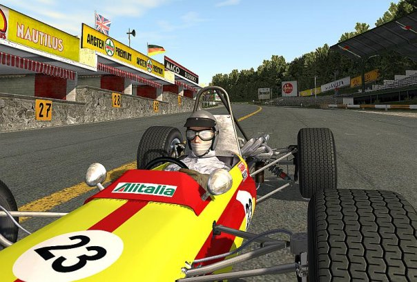 rFactor 2 : New Spa Screenshot